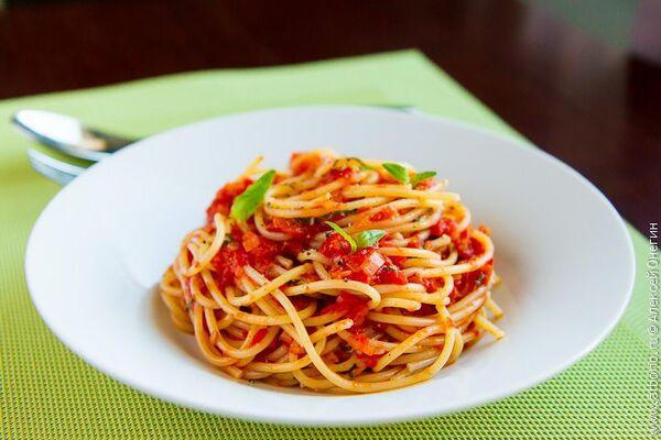Соус до спагеті