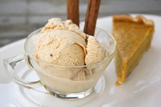 Морозиво з вершків