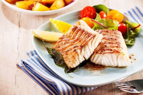 Риба в духовці