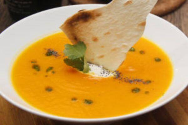 Суп ''Капрезе''