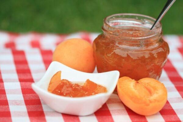 Варенье из абрикос дольками