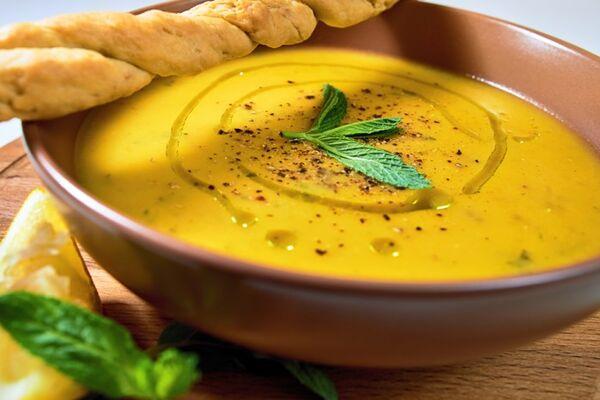 Сочевичний крем-суп