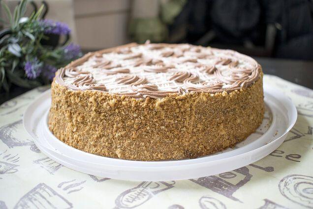 Торт ''Золотой ключик''