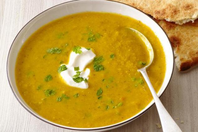Турецький сочевичний суп