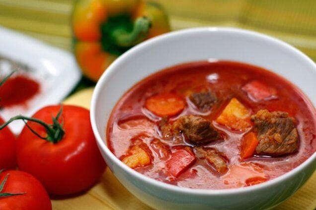 Венгерский суп