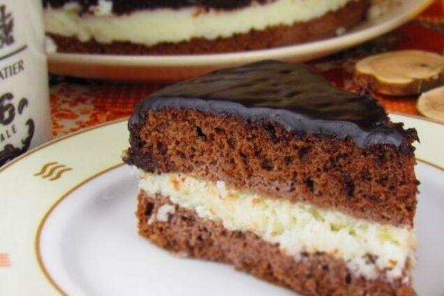 Кокосовий торт