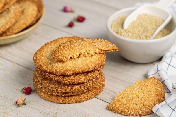 Кунжутне печиво