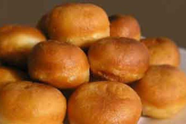 Пончики з м'ясом