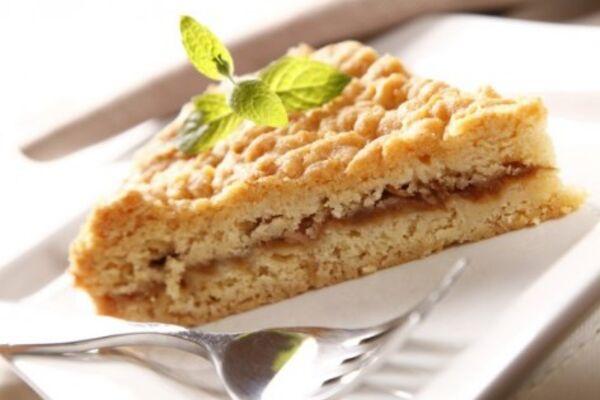 Тертый пирог на маргарине