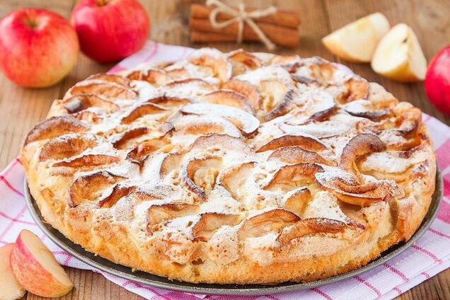 Пиріг на маргарині