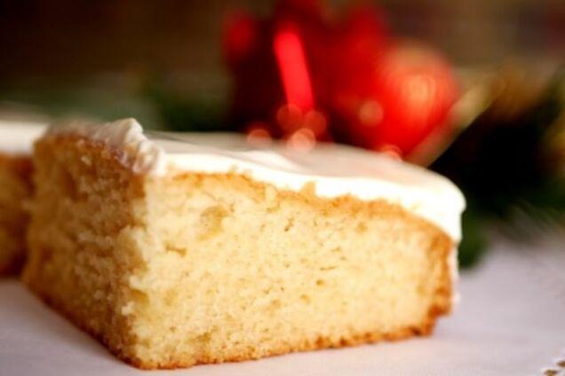 Пирог на кефире без яиц