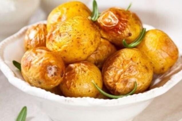 Печена картопля у духовці