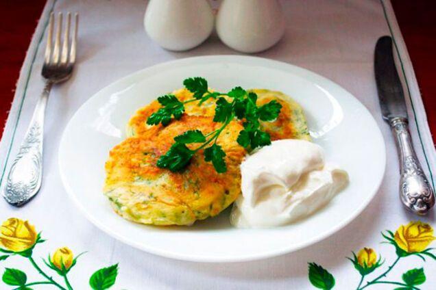 Картофельники с сыром