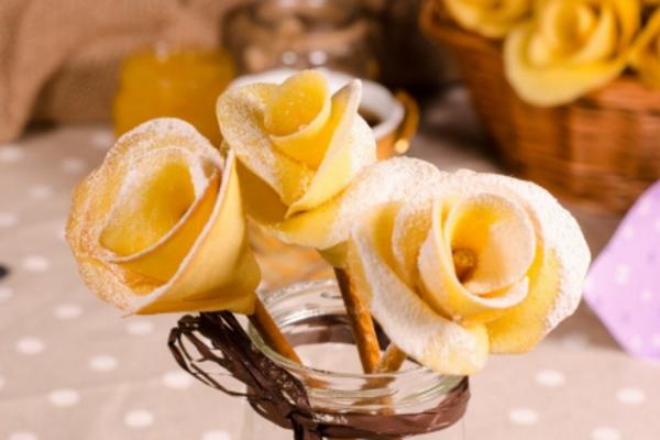 Печиво ''Трояндочки'' без сиру