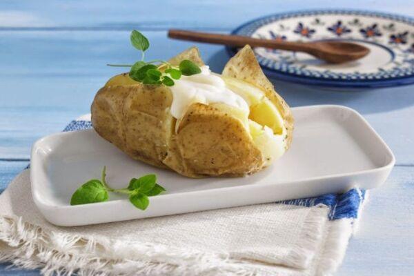 Картошка с сыром в духовке