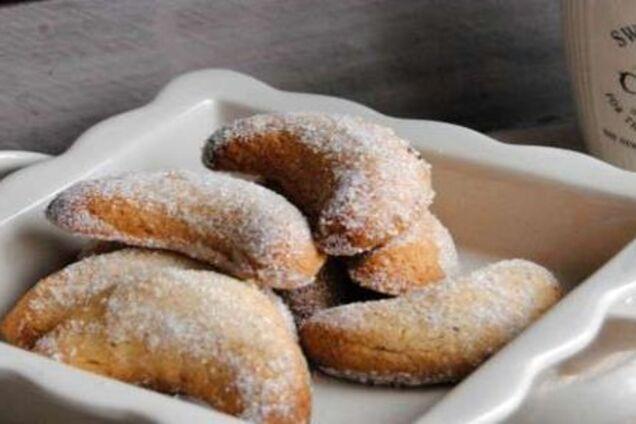 Пісочне печиво з вареням