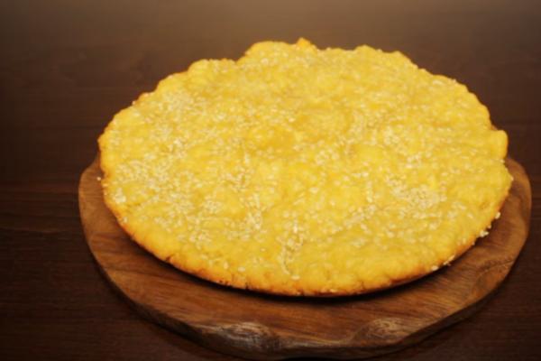 Сирний пиріг у мультиварці