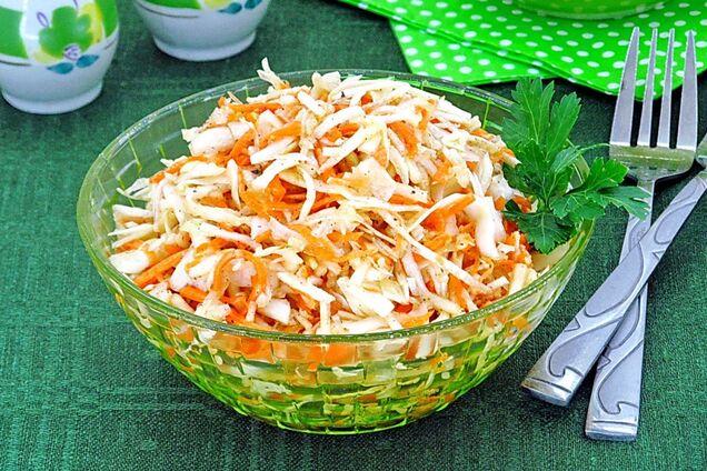Салат із дайкона по-корейськи