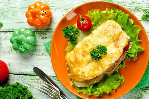 М'ясо по-французьки без майонезу