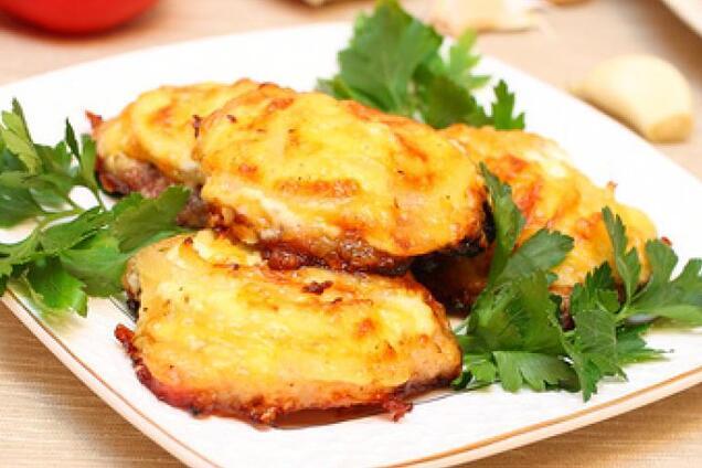 М'ясо по-французьки без картоплі