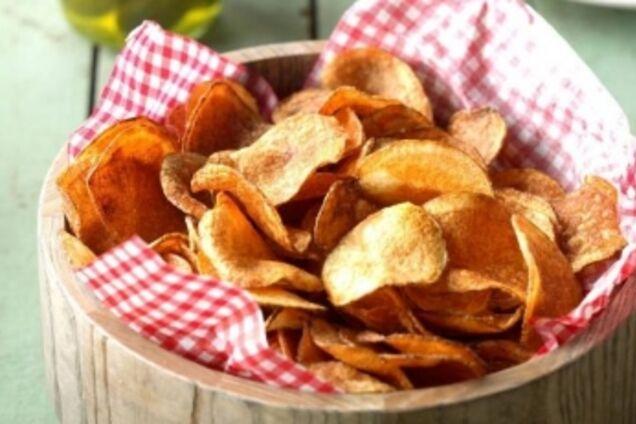 Домашні чипси