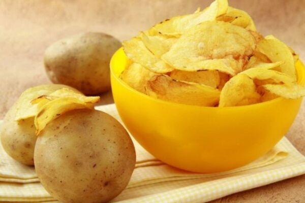Картопляні чипси