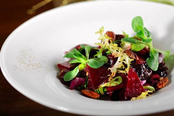 Салат із червоною квасолею
