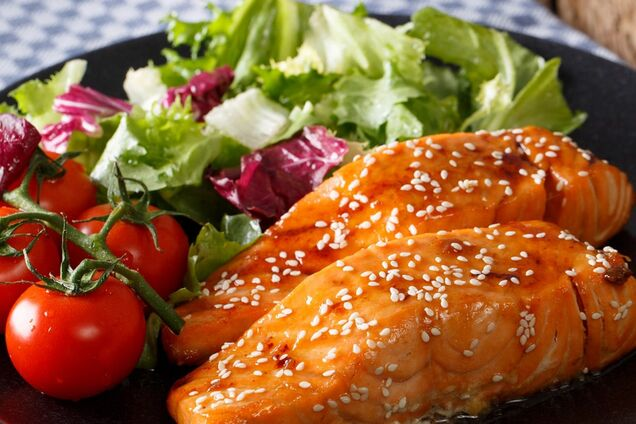 Риба в соєвому соусі
