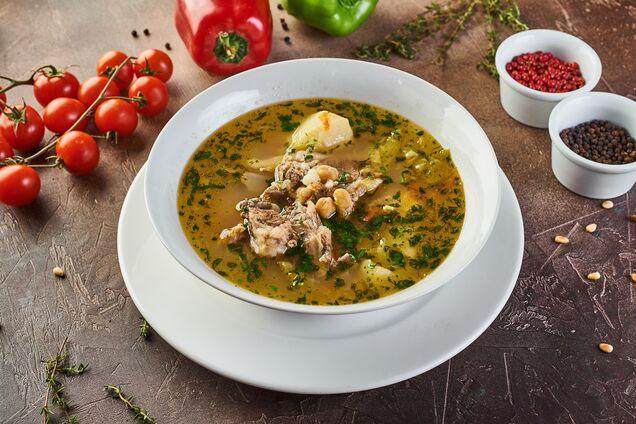 Пити суп