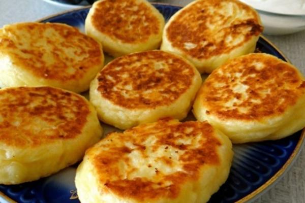 Сирники з домашнього сиру