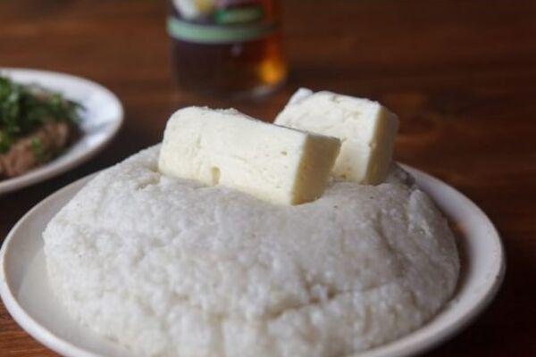 Мамалыга по-грузински