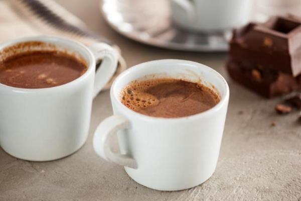 Справжній гарячий шоколад
