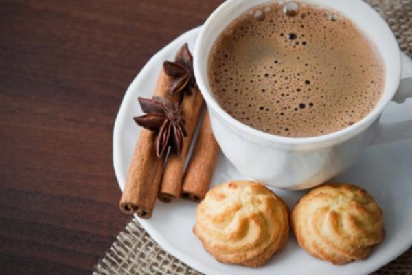 Гарячий шоколад за ДСТУ