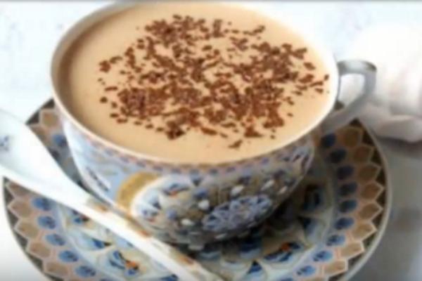 Гарячий шоколад по-австрійськи