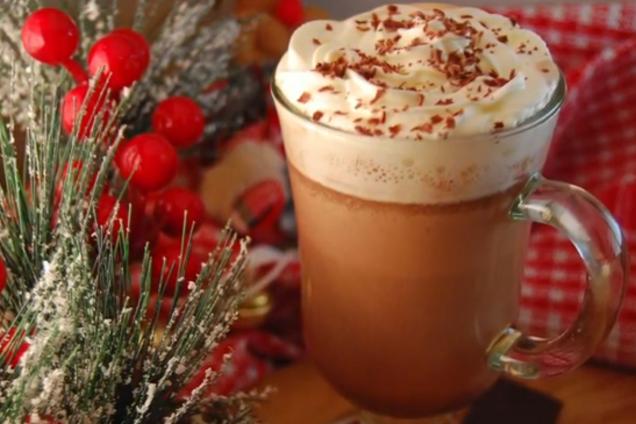 Гарячий шоколад по-мексиканськи