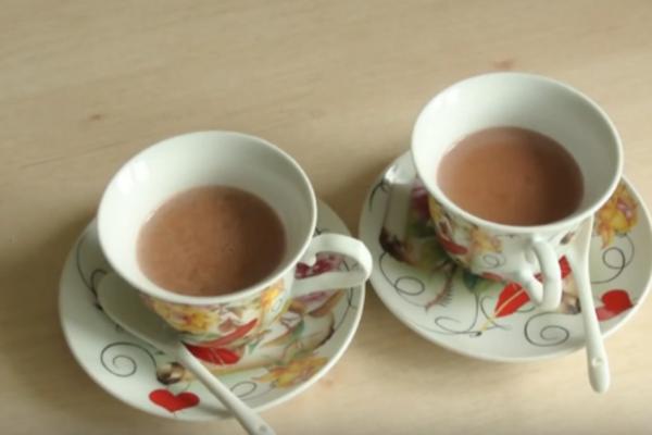 Гарячий шоколад по-італійськи
