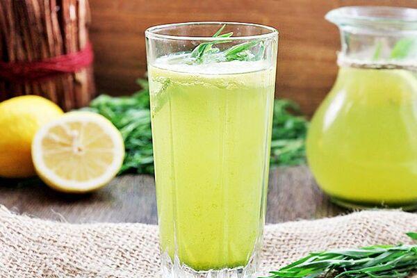 Лимонад с тархуном