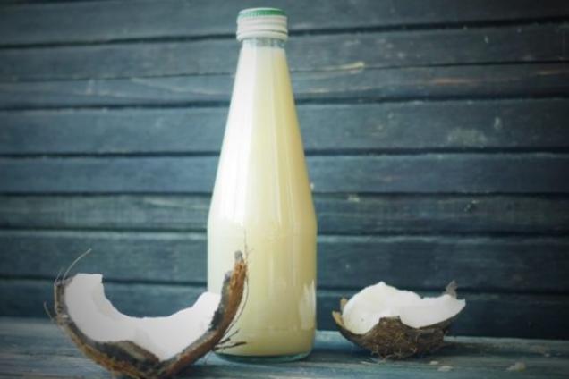 Кокосова настоянка на горілці