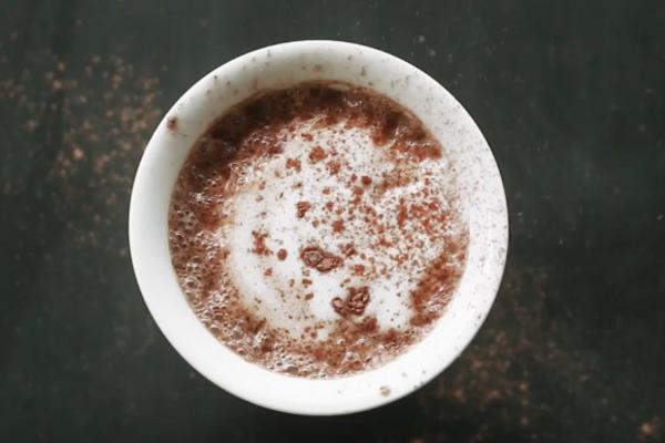 Гарячий шоколад для веганів