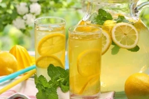 Лимонад за 3 минуты