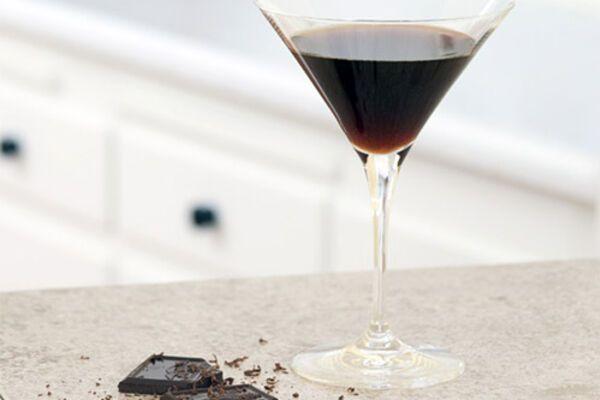 Шоколадный ликер на водке