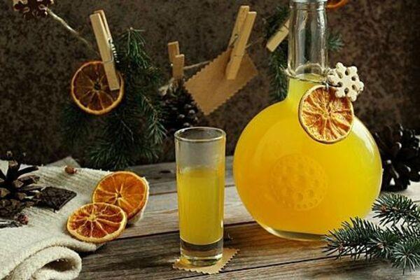 Апельсиновий лікер класичний
