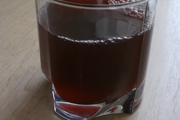 Медовий збитень із вином