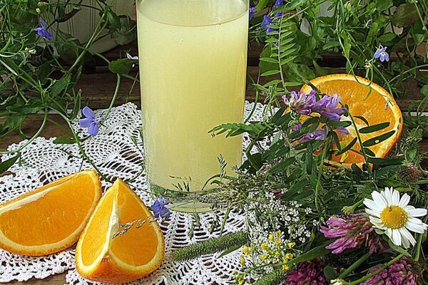 Апельсиновий квас