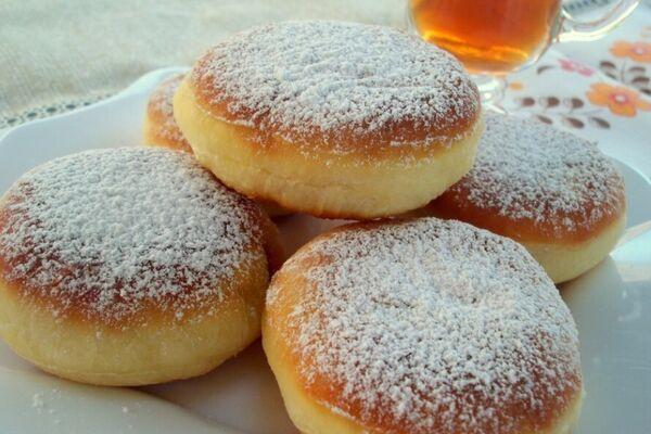 Пончики за 15 минут