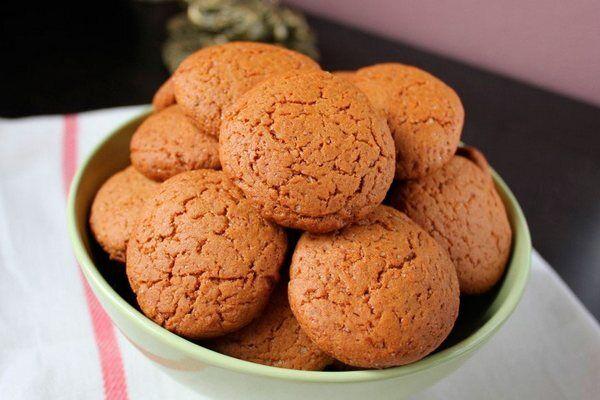 Вівсяне печиво з пластівцями