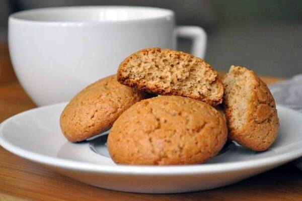 Правильне вівсяне печиво