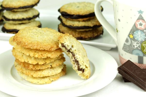 Вівсяне печиво по-шведськи