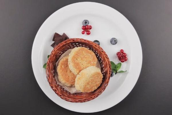 Вівсяне печиво у мультиварці