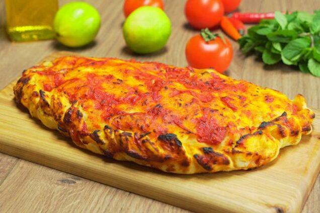 Итальянская закрытая пицца